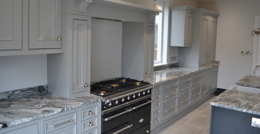 Bespoke Kitchens - Surrey, Sussex, London