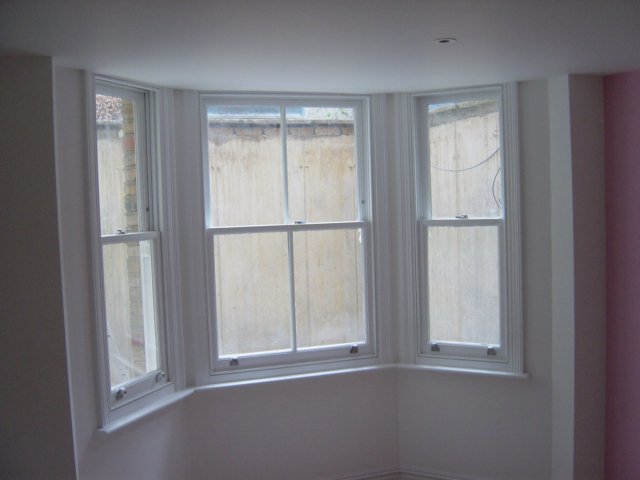 Bespoke bay windows