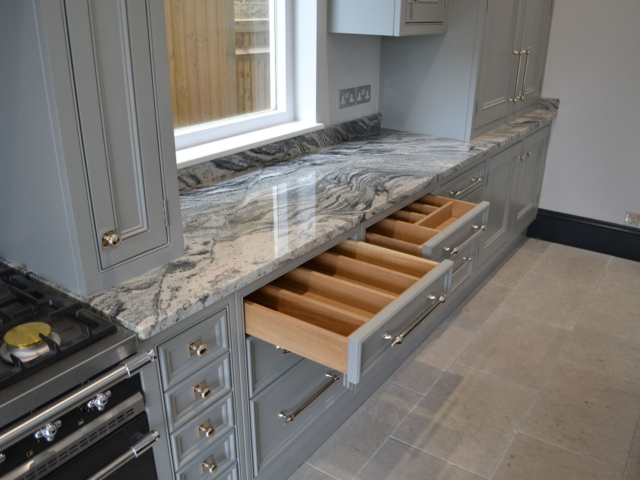 Custom made fitted kitchens