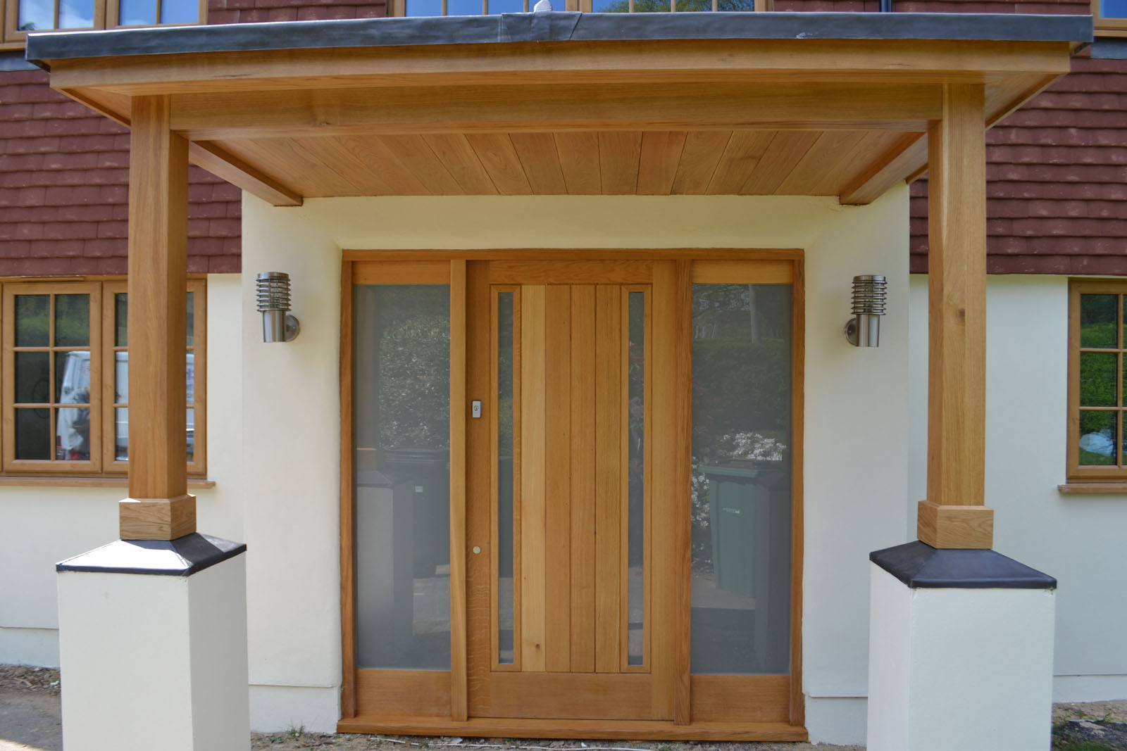 Bespoke porches