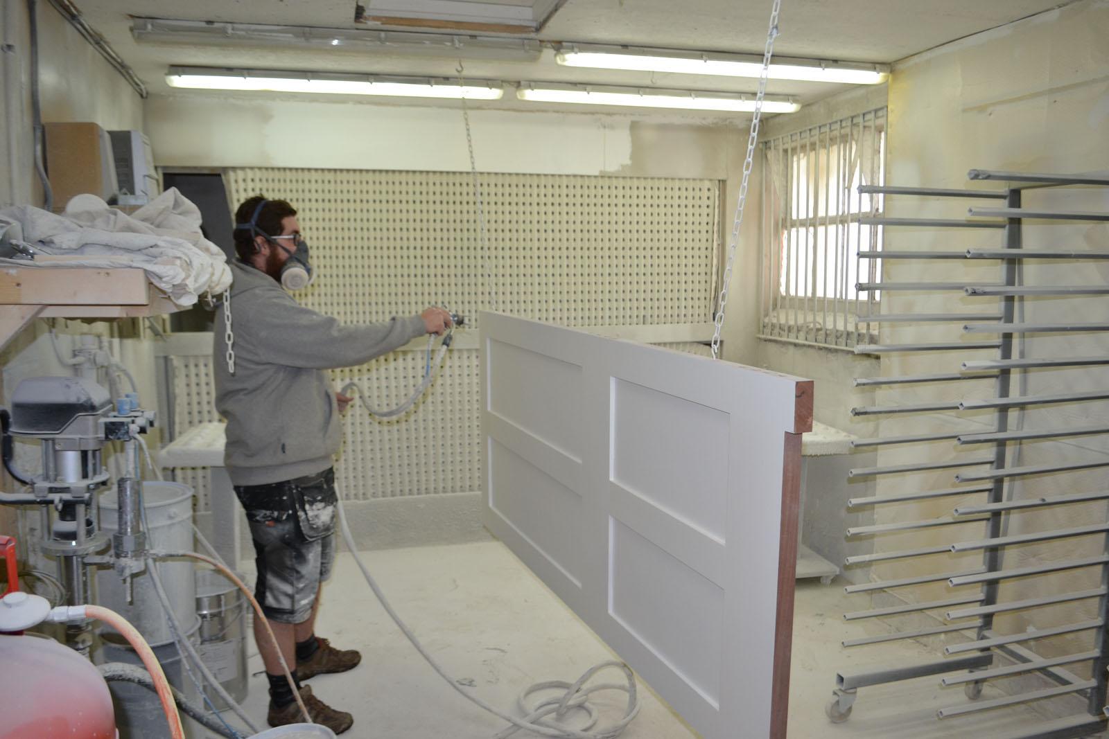 Bespoke furniture making
