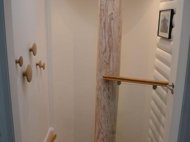 Bespoke staircase lighting
