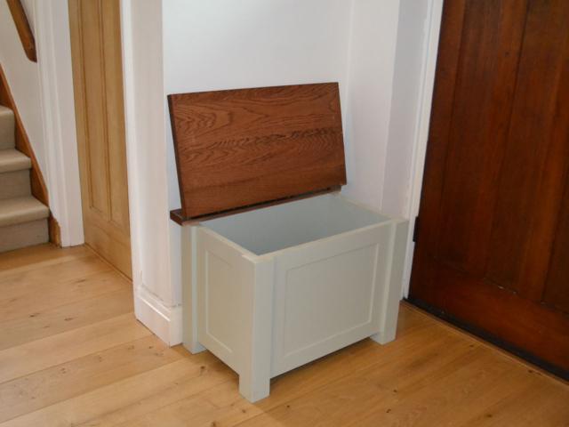 Bespoke storage cabinet