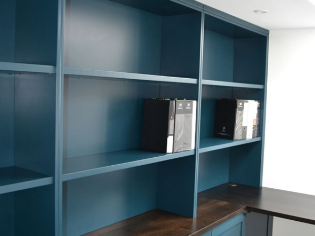 Bespoke made to measure office furniture