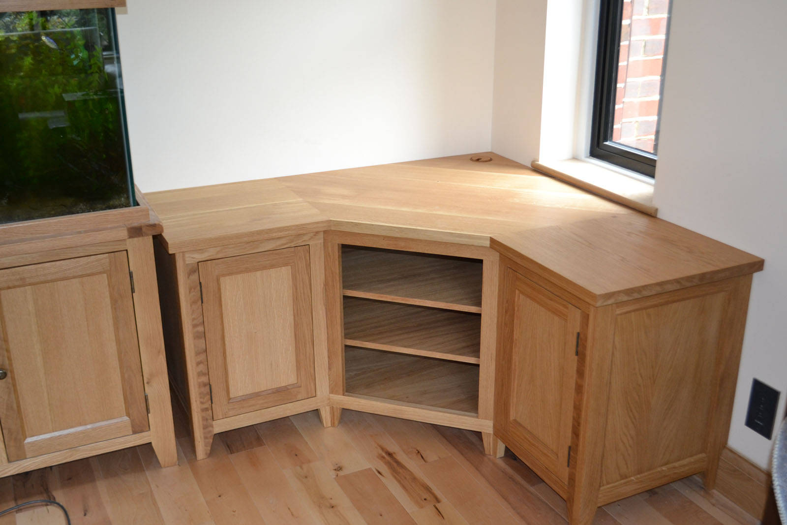 Made to measure office storage