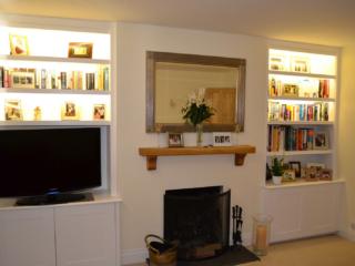 Bespoke custom-made  fitted storage units