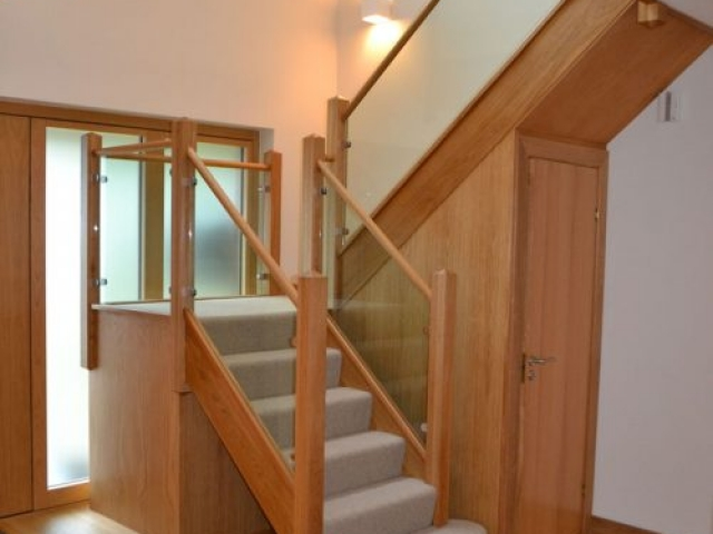 Made to measure staircase