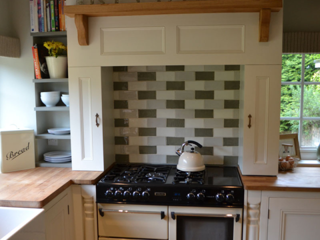 Bespoke made to measure kitchens