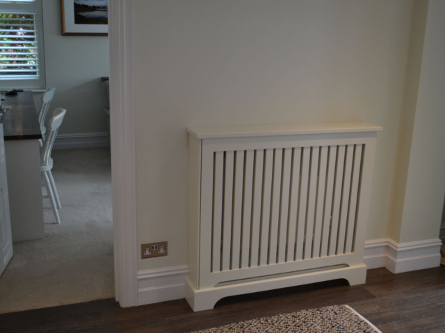 Bespoke radiator cover units