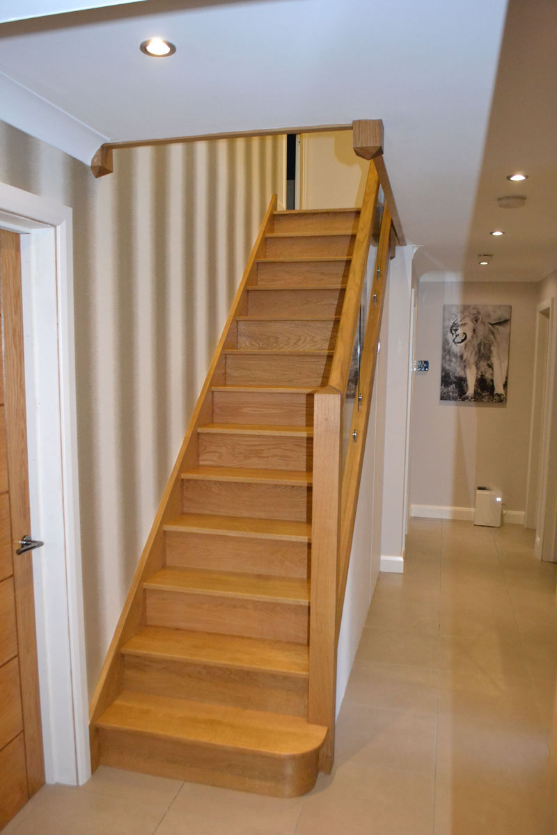 Tailor-made staircase