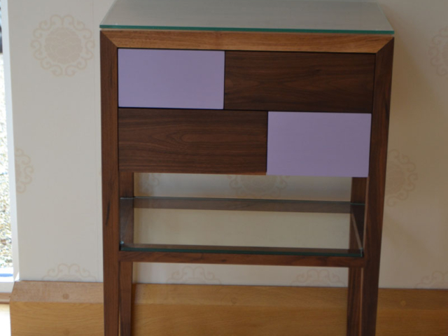 Made to measure free standing cabinet