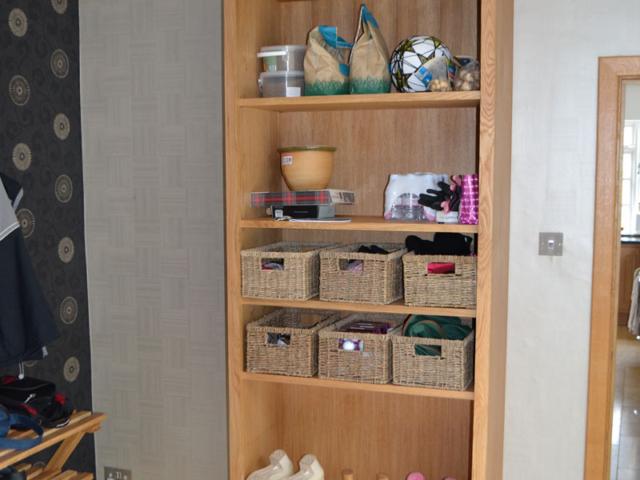 Bespoke storage unit