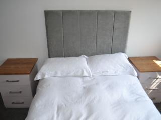 Bespoke free-standing bedroom cabinets
