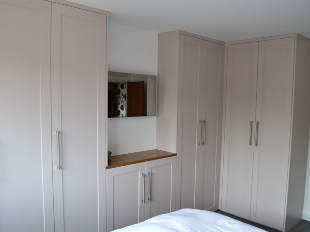 Hand made fitted wardrobes