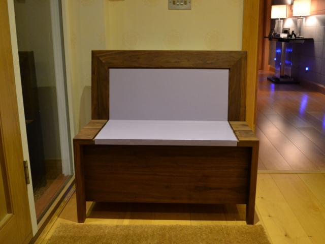 Bespoke Freestanding bench