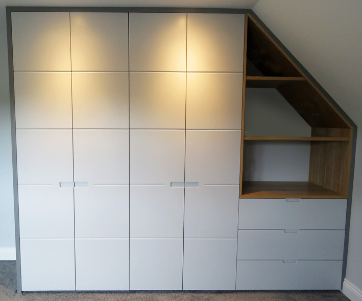 Bespoke Fitted Wardrobes Surrey, Sussex, London