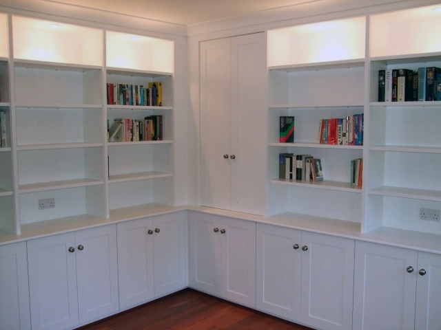 Bespoke fitted furniture