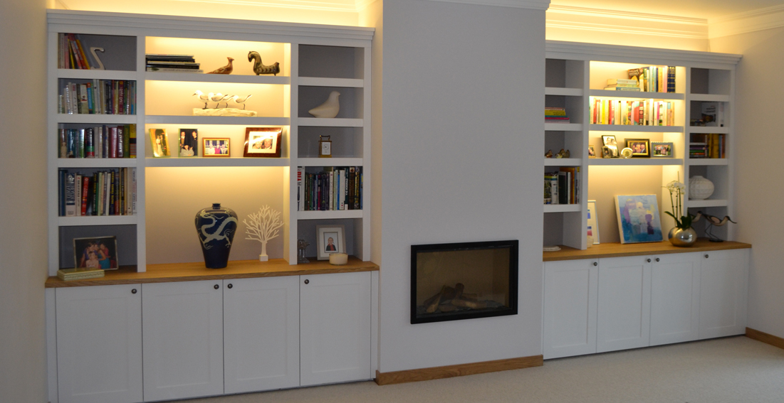 Bespoke fitted furniture - Surrey, Sussex & London