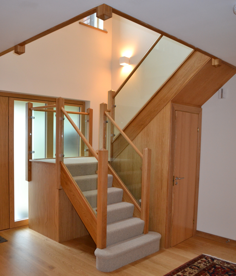 Made to measure Staircases
