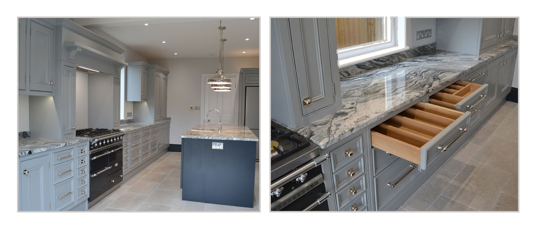 Bespoke kitchen - Kingston Surrey