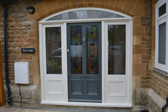 made to measure front door