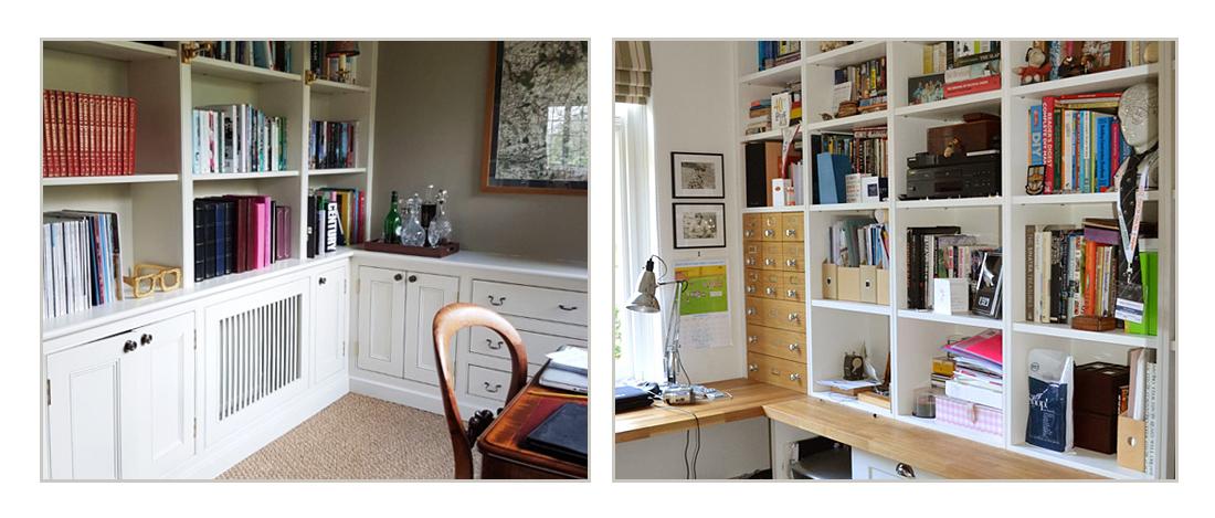 Home office storage ideas